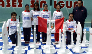 Orgullo peruano: menor de 8 años ganó el campeonato de ajedrez