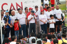 Presidente del PJ: Lucha anticorrupción comprende a los 32 millones de peruanos
