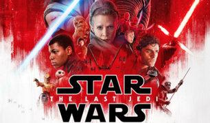Star Wars: actores participaron en el preestreno