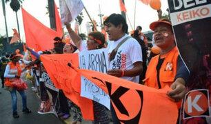 Reacciones tras allanamiento a viviendas de presuntos aportantes de Fuerza Popular