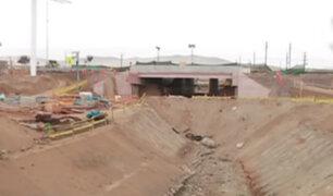 Inician trabajos para reemplazar los puentes Arica y Quebrada Seca en el sur chico