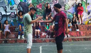 YouTube: Maluma estrenó videoclip de su tema 'Corazón' con Ronaldinho [VIDEO]