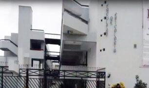 Estudiante es hallado muerto en la facultad de psicología de la Universidad San Marcos