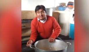 Descartan existencia de 'arroz de plástico' distribuido por programa Qali Warma