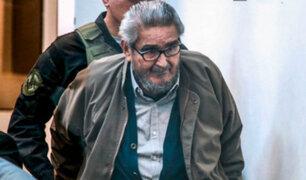 Sancionan a Abimael Guzmán por faltar el respeto al tribunal y a procuradora