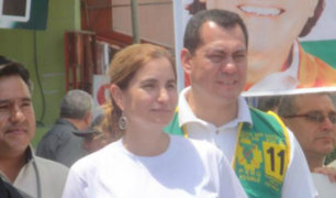 Congresistas se pronuncian sobre negocio del esposo de Anel Townsend