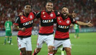 DT del Flamengo espera dedicarle título de la Sudamericana a Paolo Guerrero