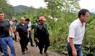Caso Madre Mía: comisión realizó reconstrucción de desaparecidos