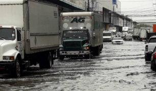 Panamá: ciudad de Colón paralizada por las intensas lluvias