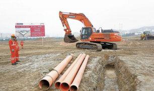 Se inició la construcción de la primera planta desalinizadora de agua en Lima