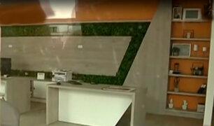 Breña: asaltan agencia inmobiliaria bajo modalidad de 'bola de acero'