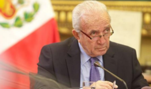 Bancada de PPK expresó su respaldo a presidente Martín Vizcarra