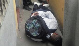 """Inseguridad ciudadana: Policía captura a banda """"Los Matacambistas del Puerto"""" en el Callao"""