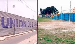 Barranco: se genera controversia por subasta del estadio Unión