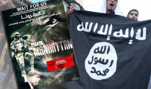 Estado Islámico amenaza con ataques en Nueva York