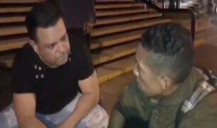Venezuela: el conmovedor recorrido de Andrés Hurtado por las calles de Caracas