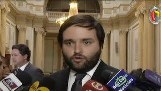 Reacciones de congresistas frente a mensaje a la Nación del presidente Kuczynski