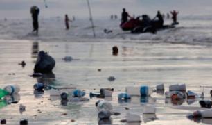 Contaminación en el mar limeño podría traer graves consecuencias