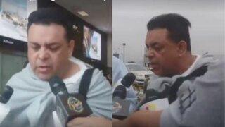 Regresó al Perú: Andrés Hurtado denuncia maltratos y golpes tras detención en Venezuela