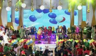 Porque hoy es Sábado: Yola Polastri convirtió en una fiesta la Esquina de la Televisión