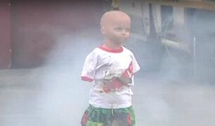 Pirotécnicos peligrosos: UDEX inicia campaña para proteger a niños