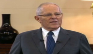 "PPK señala que recibió carta de renuncia de Basombrío ""pero no la acepté"""