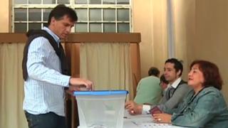 Así fue la participación de chilenos residentes en Lima en elecciones presidenciales