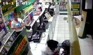 Casma: delincuentes asaltan farmacia y se llevan más de 3 mil soles