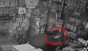 La Victoria: mujer roba 15 mil soles a tienda de canastas navideñas