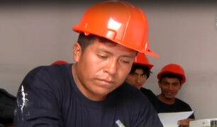 Conocido colegio da facilidades a sus obreros para culminar estudios