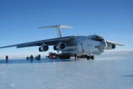 Vuelo comercial chino aterrizó por primera vez en la Antártida