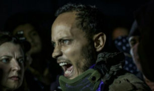 Venezuela: Policía Óscar Pérez se atribuyó asalto a un cuartel militar