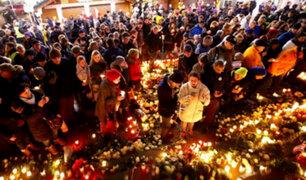 Alemania: rinden homenaje a víctimas del atentado en Berlín