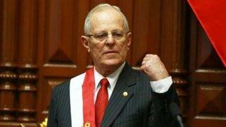 Enviados especiales de la OEA llegarán a Perú ante proceso de vacancia a PPK