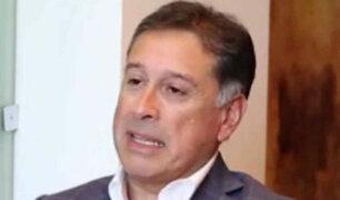 Gerardo Sepúlveda sobre Odebrecht: Mi rol en operaciones fue eminentemente técnico