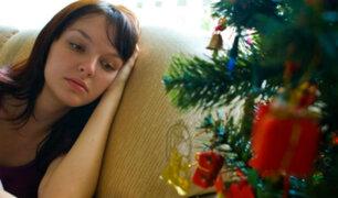 Navidad: ¿cómo manejar la depresión en esta fecha?