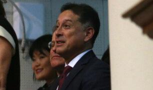 Gerardo Sepúlveda informó que no asistirá a citación de la Comisión Lava Jato