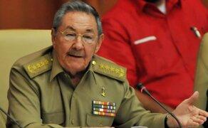 Raúl Castro dejará la presidencia de Cuba en abril del 2018