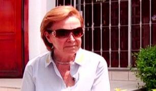 """Luisa María Cuculiza: """"Ya es hora que Alberto Fujimori salga de prisión"""""""