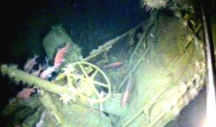 Australia: hallan submarino que desapareció en 1914