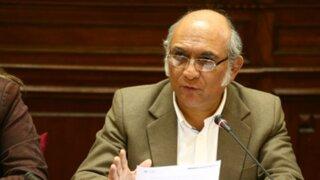 Congresista Julio Rosas renunció al partido de APP tras votar a favor de la vacancia
