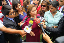 Prioridad del Gobierno será impulsar la reconstrucción, dice ministra de la Mujer