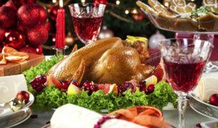 Navidad 2017: ¿cuántas calorías consumimos en la cena de Noche Buena?