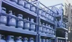 Precio de balón de gas y diésel subirán a partir del viernes 29