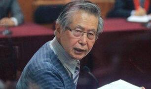 CIDH analizará si se puede anular indulto a Alberto Fujimori