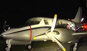Surco: inauguran parque temático que exhibirá aviones históricos de la Fuerza Aérea