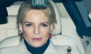 Critican a princesa de Kent por usar broche 'racista' en encuentro con Meghan Markle