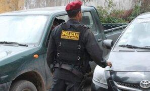 Huacho: asesinan a policía durante intervención