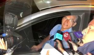 Alejandro Aguinaga informó sobre estado de salud de Alberto Fujimori