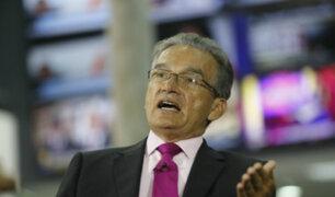 Alberto Fujimori  permanece en cuidados intensivos